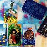Reading Nine Lives Tarot cards
