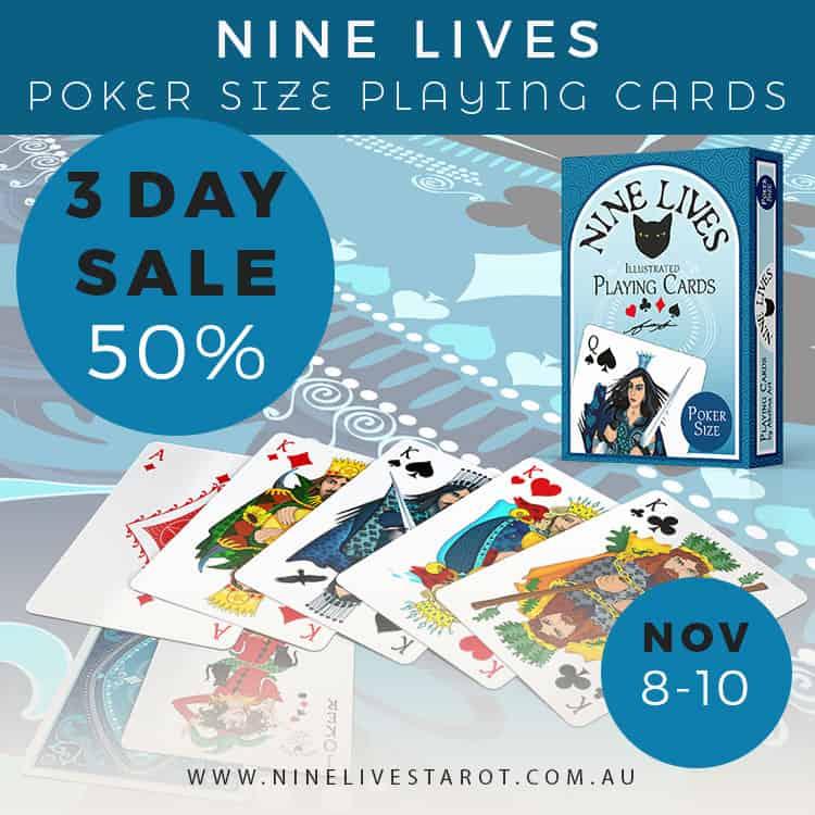 ninelives-poker_3day-sale