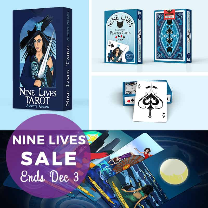 Nine Lives Sale - ends December 3