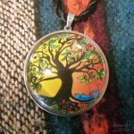 Tree of Life 'Summer' pendant