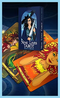 Nine Lives Tarot